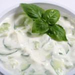 Cucumber Onion Raitha